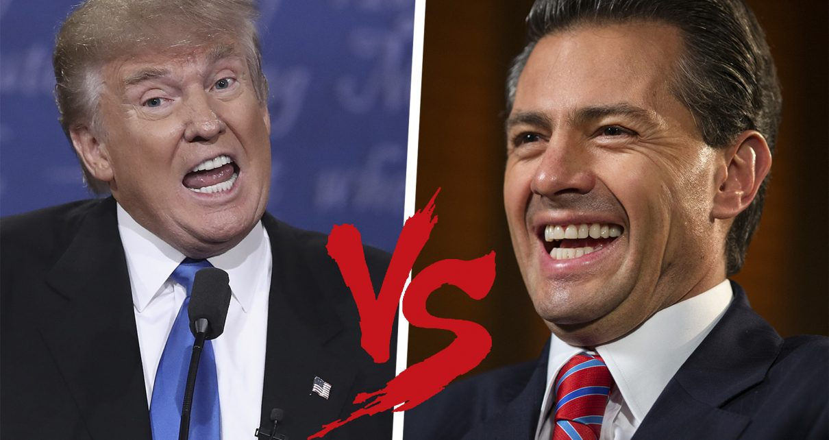 Peña vs. Trump